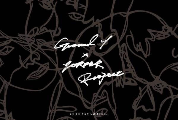 7ORDER、ヨウジヤマモト「Ground Y」とコラボで書き下ろし新曲