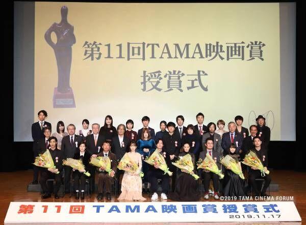 第12回TAMA映画賞に、『海辺の映画館』『ラストレター』 福山雅治ら受賞者そろう