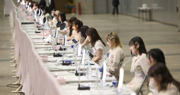 AKB48向井地美音ら、オンラインお話し会の魅力語る「すごく嬉しかった」