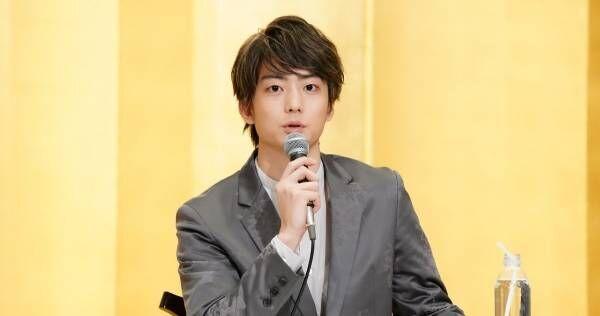 伊藤健太郎、主演舞台で歌に挑戦! 苦手意識も「楽しく稽古しています」