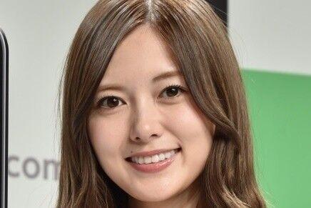 白石麻衣、卒業コンサートを回顧「顔を見たら泣けた」メンバーを明かす