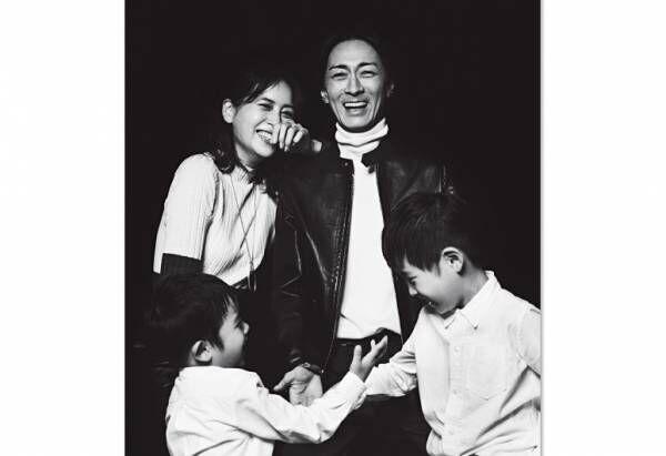 青木裕子&矢部浩之、雑誌で夫婦共演「照れた」 家族ショットも初公開