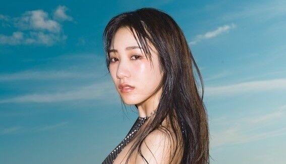 NMB48横野すみれ、写真集で最大露出! ランジェリー姿も「ドキドキしてほしい」