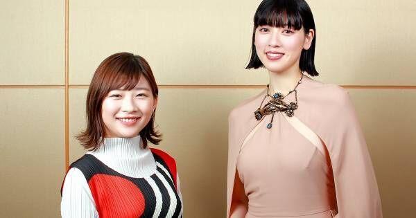 三吉彩花&伊藤沙莉、実は小学生から深い仲「私は24歳」「え、2コ下なの?」