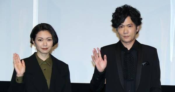 稲垣吾郎、二階堂ふみは「僕にとってのミューズ」『ばるぼら』共演で感謝