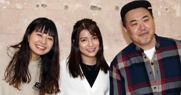 """川島海荷、友人・新井郁との2人芝居で""""暴走""""に気づく「反省しました(笑)」"""