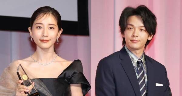 田中みな実&中村倫也、ベストドレッサー賞受賞「恐縮」「うれしい」