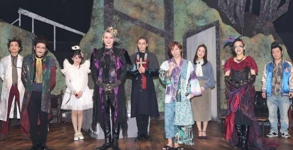 ジャニーズJr.江田剛、主演舞台開幕「台詞が優しすぎる」と苦労も