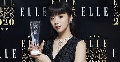 池田エライザ、初監督作評価に「栄誉ある賞をいただけてすごく幸せ」