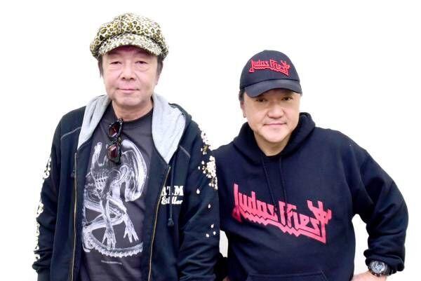 いのうえひでのり&古田新太、新感線公演に意気込み! 「20代にわからないパロディの目白押し」