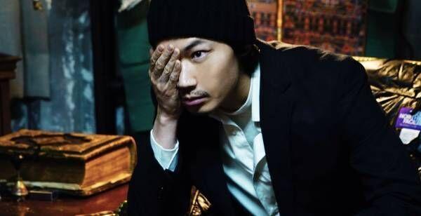 綾野剛『ホムンクルス』場面写真20枚公開、成田凌ら主要キャスト登場シーン