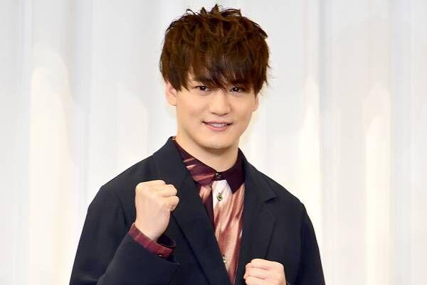 ジャニーズJr.・冨岡健翔、22歳のボーダーラインに「時代の変化」自身は活動続ける