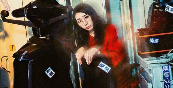 BiSHハシヤスメ・アツコ、初単独CMでメガネ姿のおばけ役「すごい光栄」