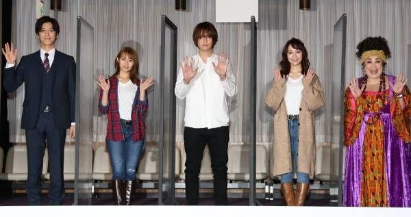 森公美子、浦井健治&桜井玲香のキスシーンに興味津々「どう処理するのか…」