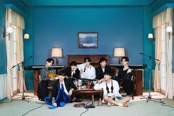 BTS、『劇場版シグナル』主題歌でback numberとコラボ「メロディーがとても素敵」