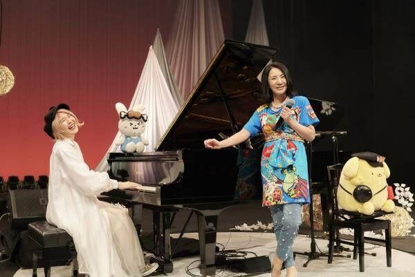 ハラミちゃん、今後も「ストリートピアノを続けたい」