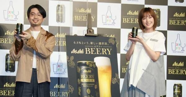 ハマ・オカモト、本田翼と初対面「ドッキリなんじゃないかと…」