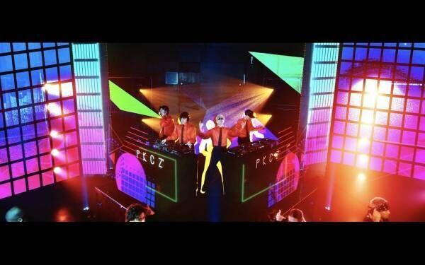 シークレットボーカルの正体は白濱亜嵐! PKCZ、新曲「GLAMOROUS」MV公開