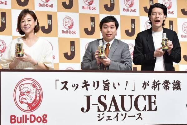 高橋真麻、イベント共演の霜降り明星に注文「もっと強目に突っ込んで!」