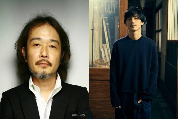 リリー・フランキー&錦戸亮、日英合作映画で親子役 監督が日本映画見て俳優決定