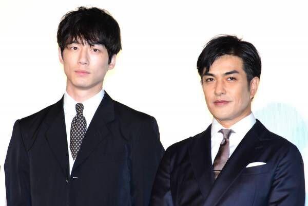 坂口健太郎、北村一輝とタッグも全然会えず…「すれ違うくらい」「不思議な感覚」