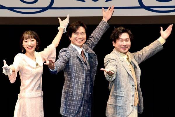 吉川英治文学新人賞の加藤シゲアキ、主演舞台稽古中のお祝いで空気が良くなる