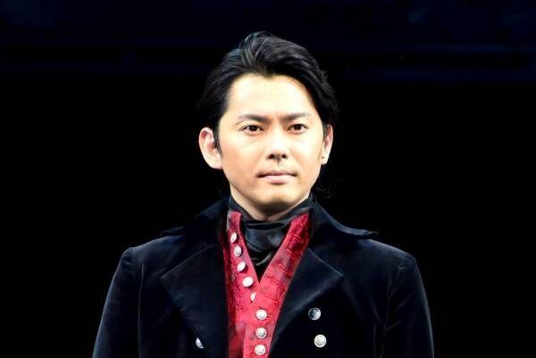 今井翼、主演ミュージカル初日を東山紀之・近藤真彦がお祝い「引き締まる」