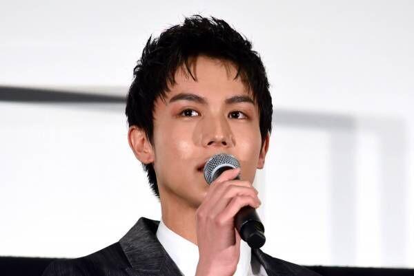 中川大志、客前イベントに瞳を潤ませ…2年半かけて石井杏奈とのW主演作品公開