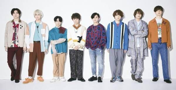 Hey! Say! JUMP、新アー写&新曲詳細発表 話題曲「Try & error」も収録