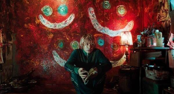セカオワ・Fukase、巨大油絵描き狂気表す…監督の無茶ぶりに「でかすぎだろ」