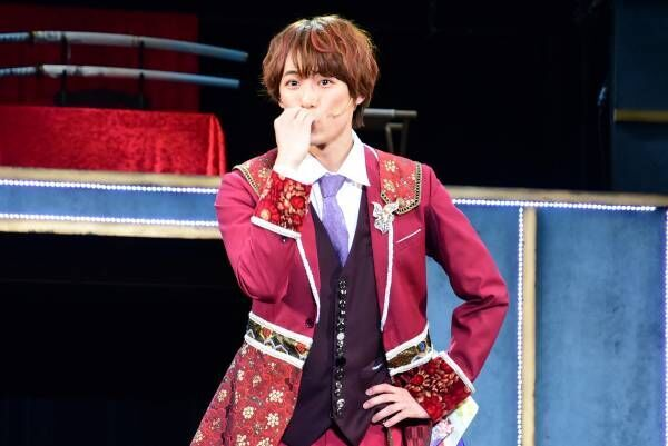 越岡裕貴、初主演舞台にリベンジ! ふぉ〜ゆ〜は「ジャニーズで1番静かな10周年」