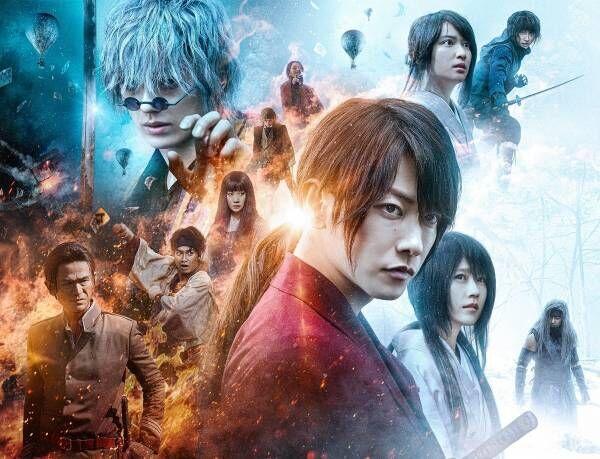 『るろうに剣心 最終章  The Final』初日からシリーズ最大のヒットスタート! 興収2.3億円超え