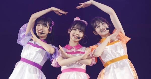 乃木坂46・4期生ライブ、秋元真夏と松村沙友理が生中継でサプライズ出演