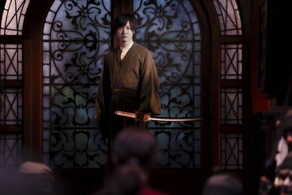 神木隆之介、『るろ剣』サプライズ出演! 瀬田宗次郎が刀を持ち再び剣心の前に
