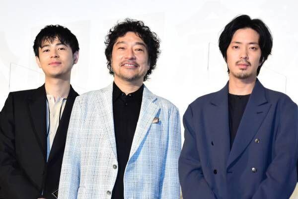 成田凌、『おちょやん』仲間・トータス松本の登場で「日本で1番嫌われてる男2人が…」