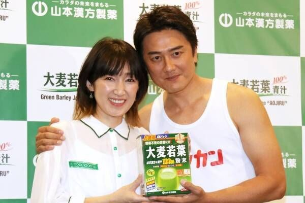 原田龍二の妻・愛さん、不倫騒動で離婚考えるも「私はまだこの人と…」
