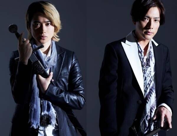 戸塚祥太、舞台『フォーティンブラス』主演! 内博貴とのタッグに「心くすぐられる」