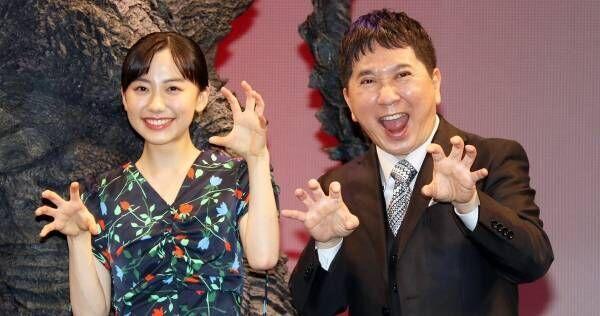 爆問・田中裕二、芦田愛菜と同級生役に驚きも「身長的には同級生くらい」