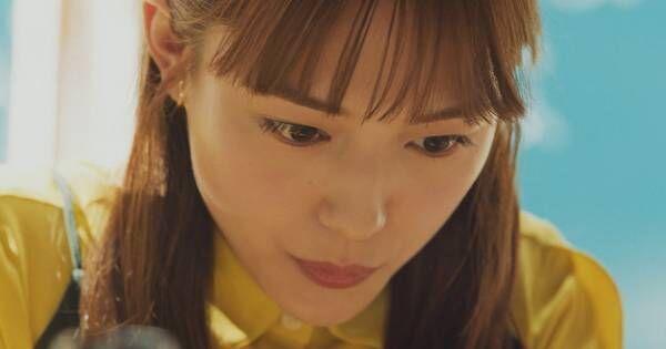 川口春奈、うに寿司を頬張り恍惚とした表情「ん〜!」「はまい」
