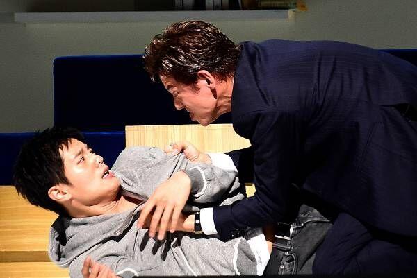 父・岡本健一が、息子・岡本圭人に馬乗り激昂! 初の親子共演でリスクも発覚?