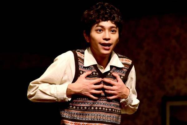 佐藤勝利、14歳の少年役で舞台初主演に感慨…自身の思春期はメンバーから教わる