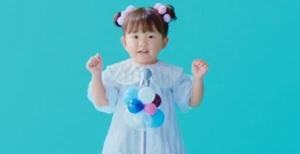 3歳の歌姫・村方乃々佳ちゃん、ヒップホップ調の曲に挑戦 収録では自ら提案も