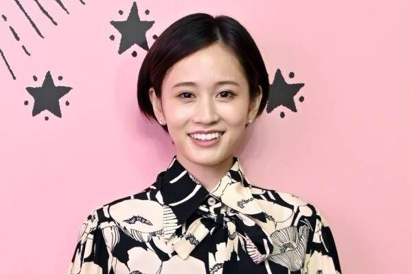 前田敦子、和柄ドレスでグッチ100周年記念展に「いろんなことが気になりました」