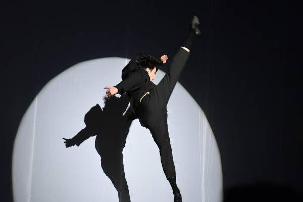大貫勇輔、サプライズの開脚生ダンスに観客騒然! 「全力で突然歌い踊る」