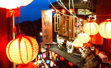 占い、ランタン上げ、出会いの予感も…?恋を叶えたい季節は台湾へ!