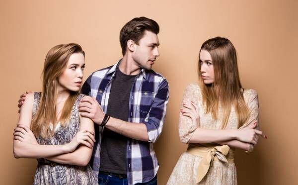 パターン別「三角関係」対処法!彼氏が浮気、既婚者を好きになった…