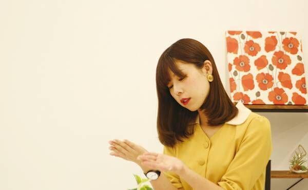 有村藍里、結婚のチャンスは29歳で訪れる!?【有村藍里×Hoshi「はじめての手相占い」】vol.3