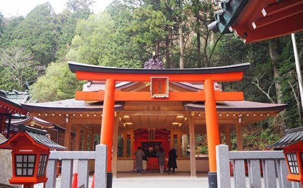 GWの4/29に最強のパワースポットへ!箱根神社・九頭龍神社 新宮の例大祭