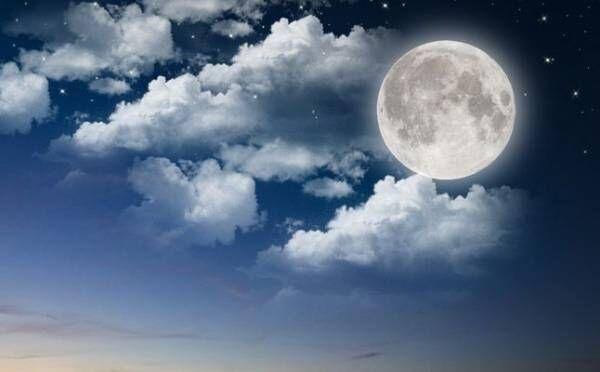 蟹座は、思い通りにならないことも前向きに受け止めて…8月15日 水瓶座の満月【新月満月からのメッセージ】