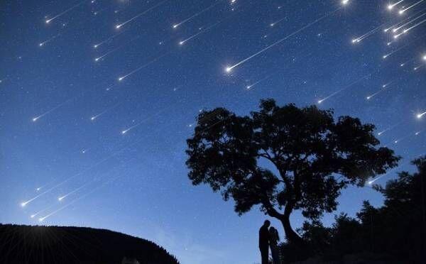 8月13日に極大「ペルセウス座流星群」にちなんだ恋のおまじない8個